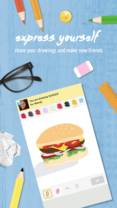 Draw Something screenshot1