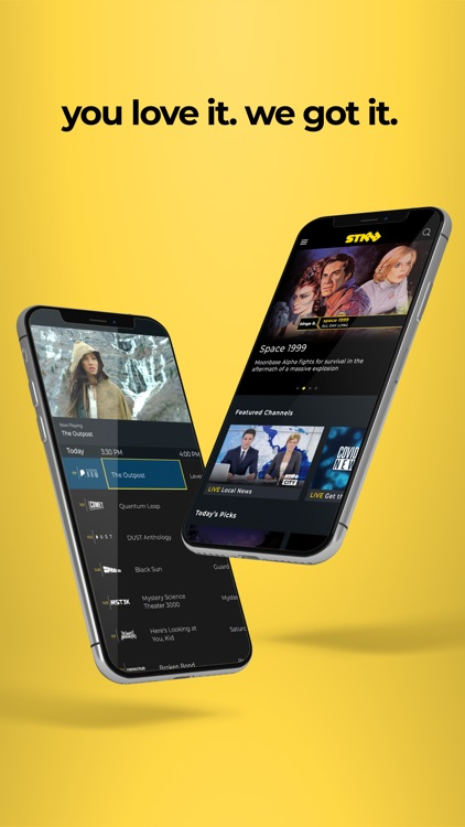 STIRR | the new free TV screenshot-3