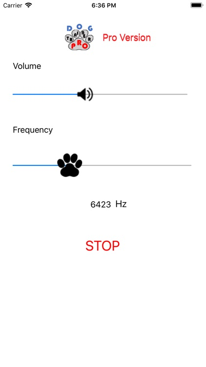 Ultrasonic Dog Whistle Pro screenshot-6