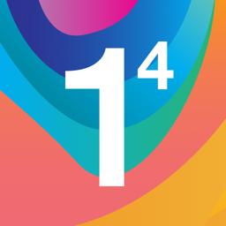 Ícone do app 1.1.1.1: Faster Internet