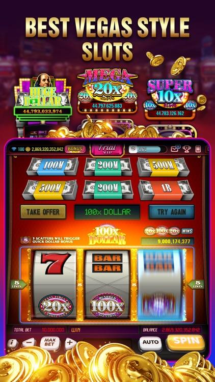 Vegas Live Slots Casino screenshot-0