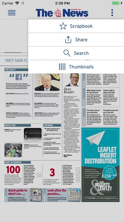 The Portsmouth News Newspaper screenshot-3