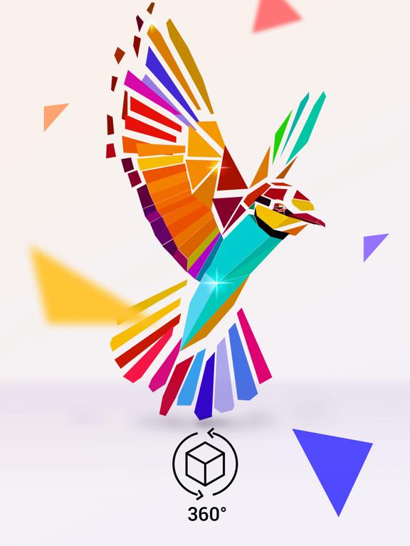 Love Poly - 新機軸パズルゲームのおすすめ画像7