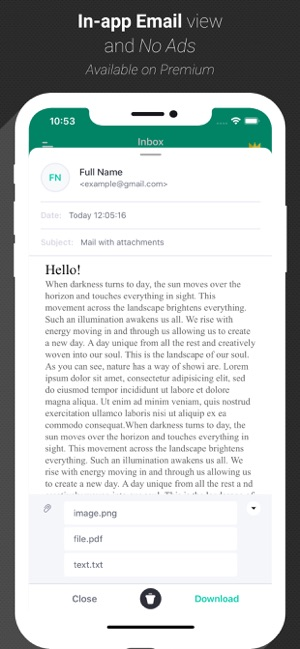 Temp Mail - Temporary Email on the App Store