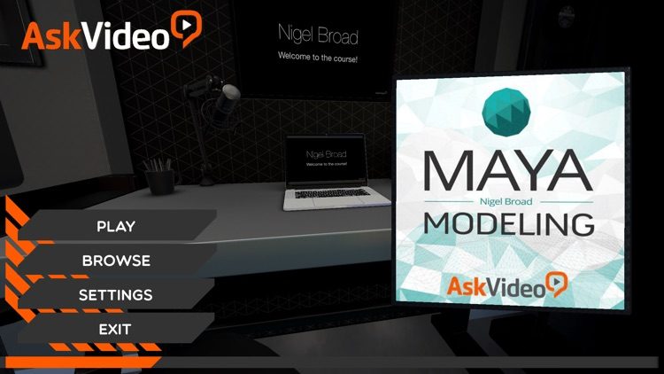 Modeling Course For Maya screenshot-0