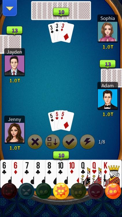 Big 2 - KK Big2 (Pusoy Dos) screenshot-7