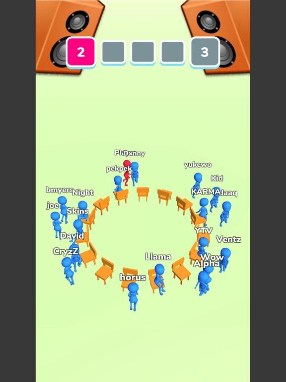 Musical Chair.io screenshot 4