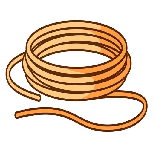 Rope Tie 3D