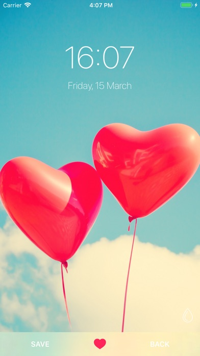 Love Wallpapers ° app image