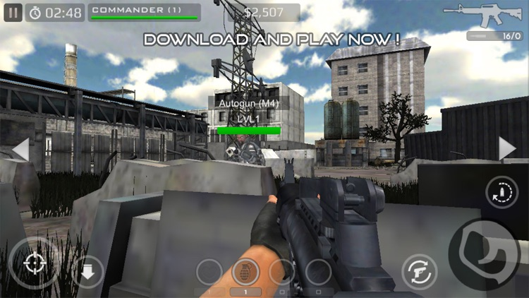 Modern battle 2 screenshot-3