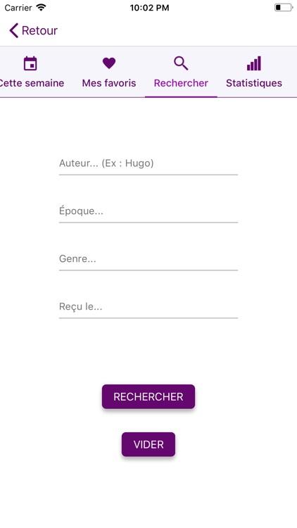 Un Texte Un Jour screenshot-5