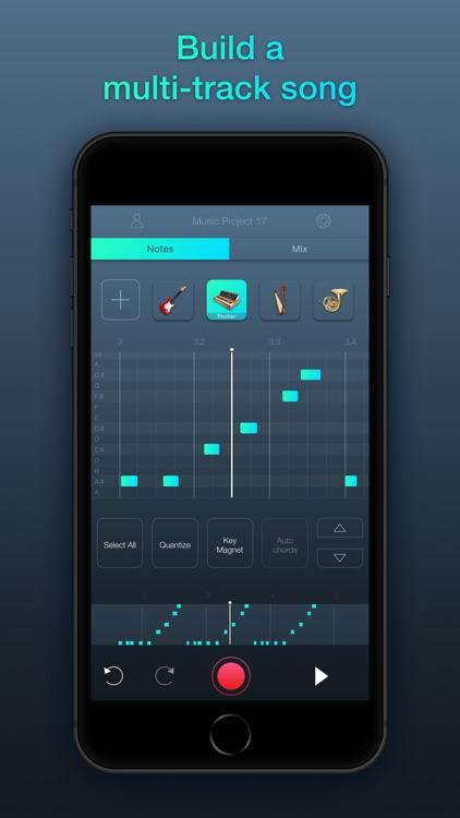 Symphonia : Recording Studio screenshot-4