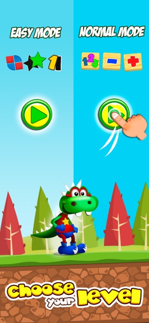 623ed6002e2  DinoTim  Basic math activities on the App Store