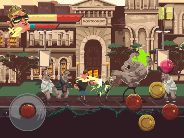 Boet Fighter, game for IOS