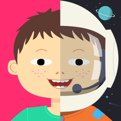 Mein Raumschiff - für Kinder