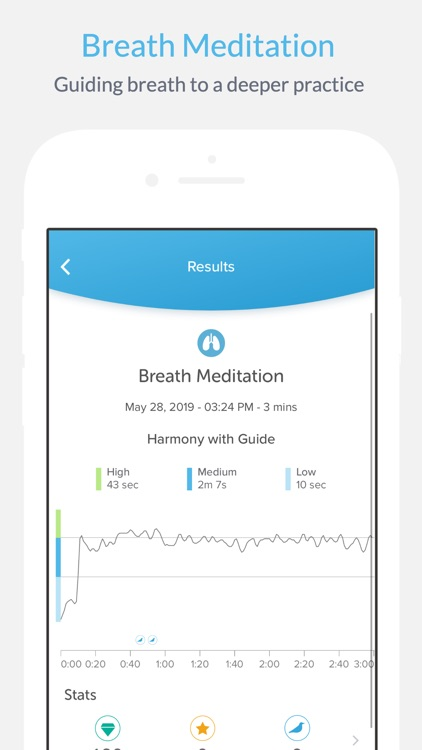 Muse: Meditation Assistant screenshot-3