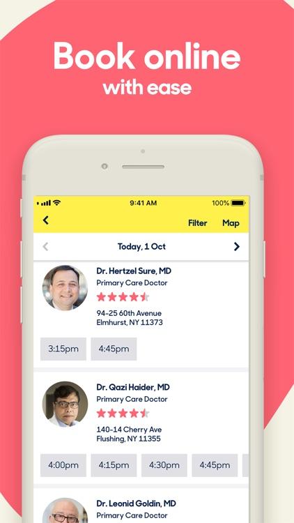 Zocdoc: Find Local Doctors screenshot-6
