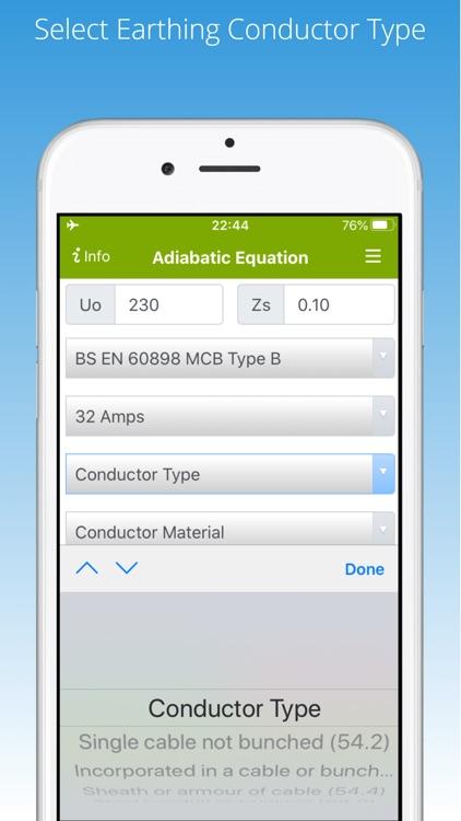 Adiabatic Equation Calculator screenshot-5