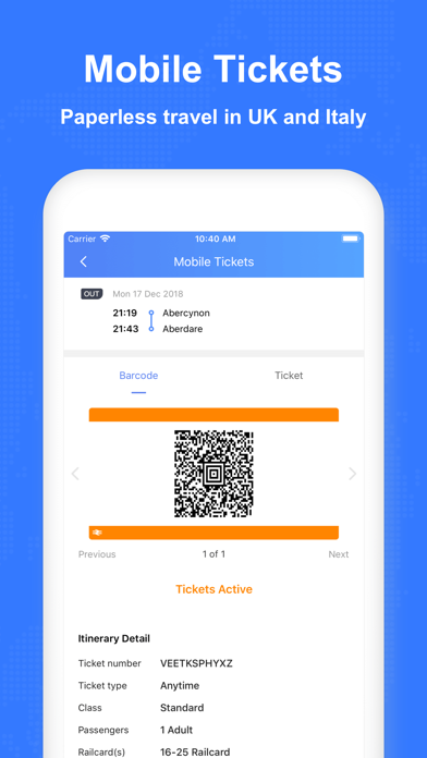 TrainPal – Cheap Train Tickets for Pc - Download free Travel app
