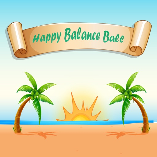 Happy Balance Ball