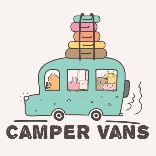 Camper Vans Mix