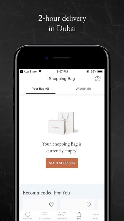 Ounass Luxury Shopping اُناس screenshot-5