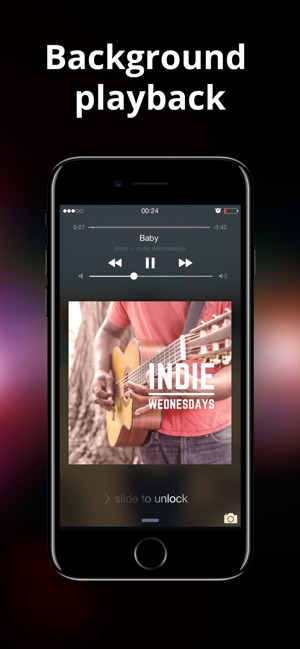 Flacbox: FLAC player equalizer on the App Store