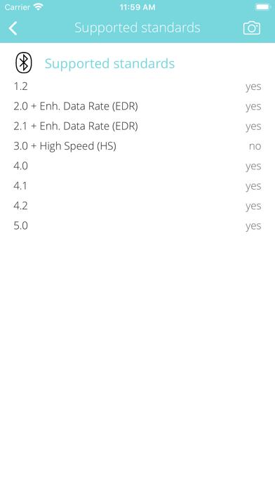 Bluetooth Infoのおすすめ画像3