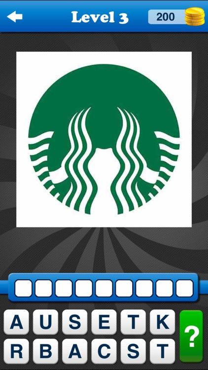 Guess the Brand Logo Quiz Game screenshot-0