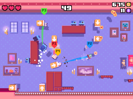 Crossy Road Castle Screenshots