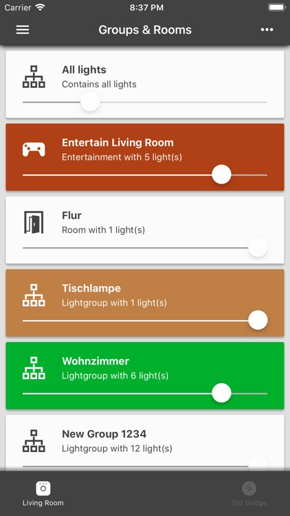 all 4 hue   (for Philips Hue) screenshot-1