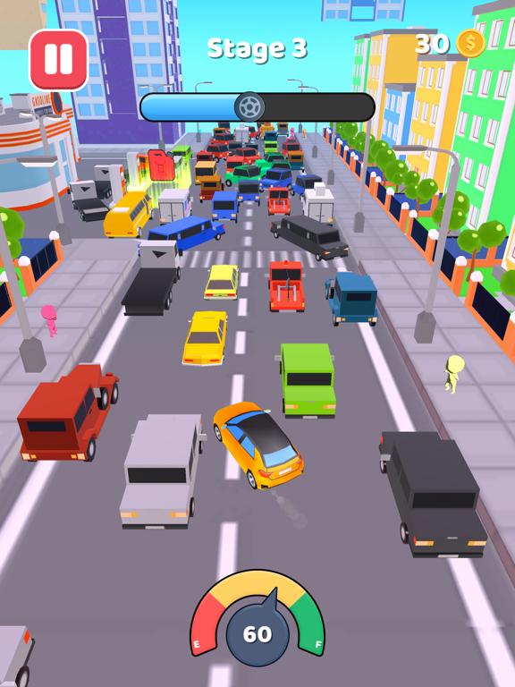 Traffic Breaker 3D screenshot #6