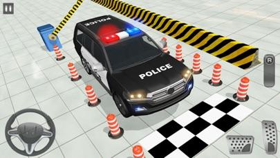 Advance Police Parking Game screenshot 1