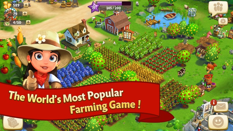 FarmVille 2: Country Escape screenshot-0