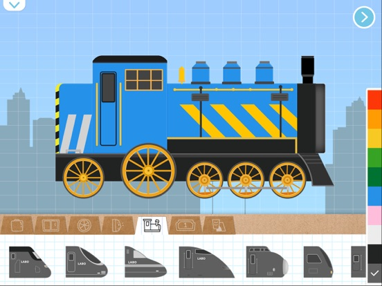 Labo Brick Train(Full)のおすすめ画像10