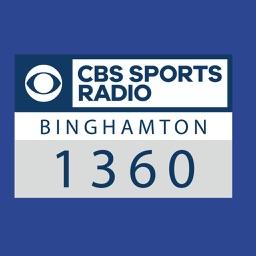 CBS Sports Radio 1360 AM