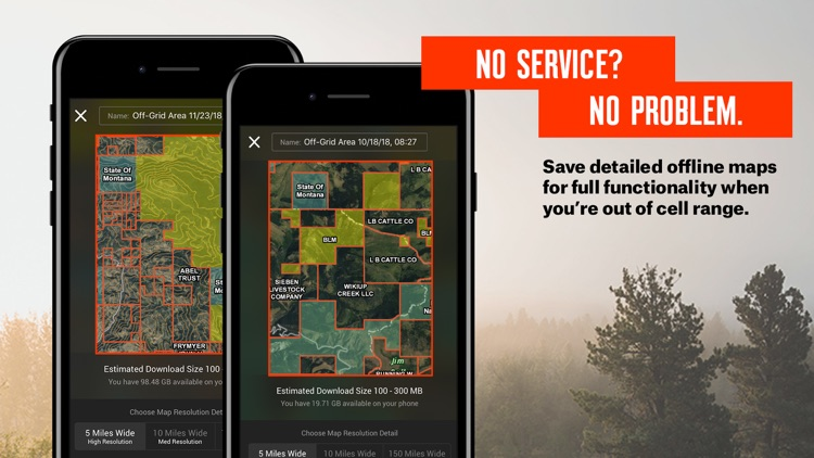 onX Hunt: #1 GPS Hunting Map screenshot-3