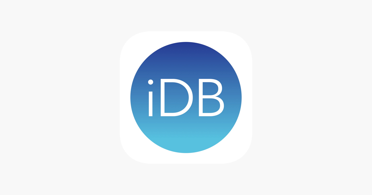 detailed look 1703c a59fb  iDB app on the App Store