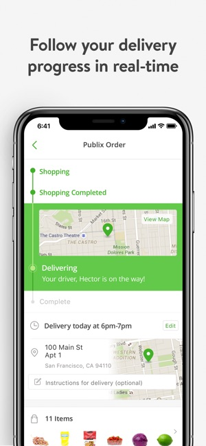 c99fdf6a2094 Instacart on the App Store