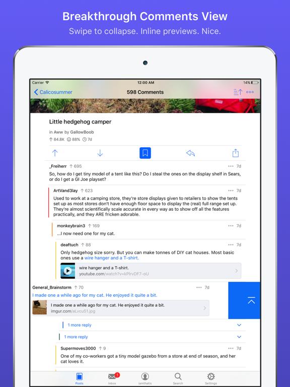 Apollo for Reddit - Revenue & Download estimates - Apple App