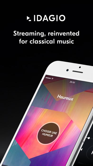 Screenshot #1 pour IDAGIO - Musique Classique