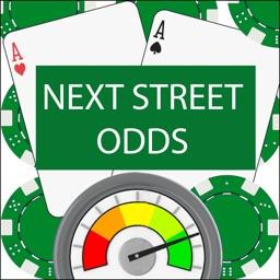 Next Street Poker Odds