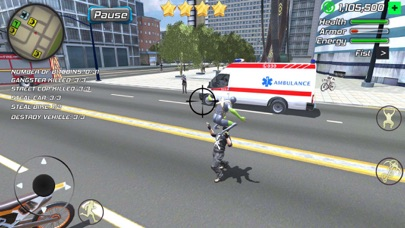 Amazing Rope Police screenshot 16