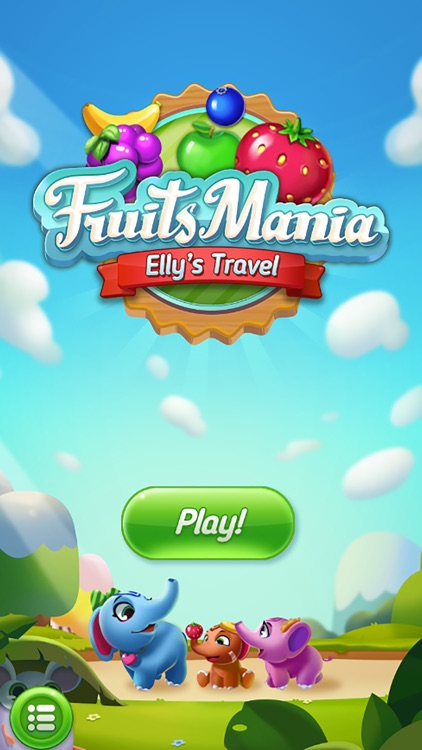 Fruits Mania : Elly's travel screenshot-4