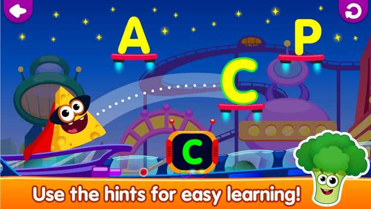 Alphabet! Learning Games Kids! screenshot-6