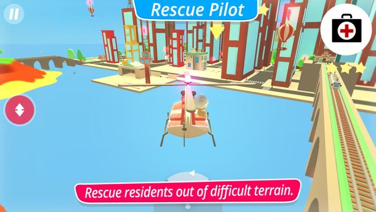 McPanda: Super Pilot Kids Game