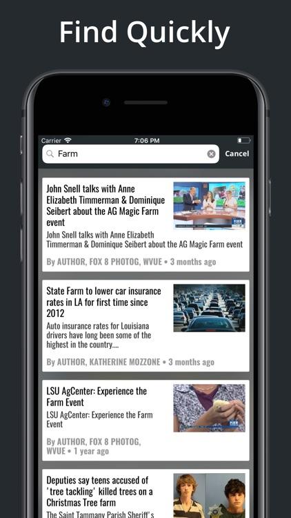 FOX 8 WVUE Mobile screenshot-4