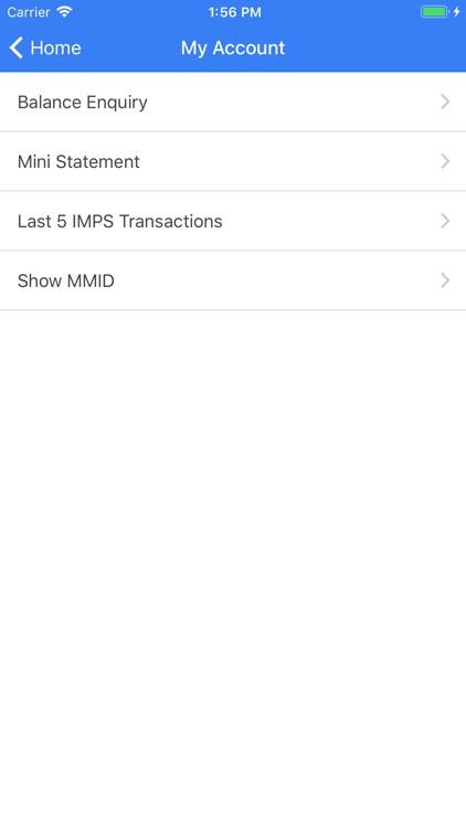 Kanaka Mahalakshmi Bank Mobile screenshot-3