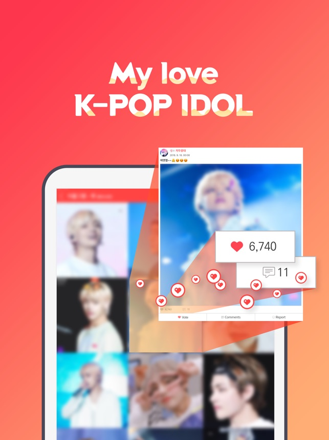 Kpop Idol CHOEAEDOL on the App Store