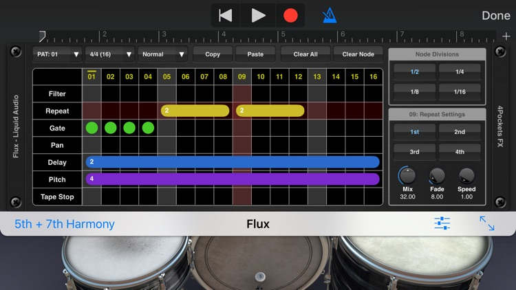 Flux - Liquid Audio screenshot-3